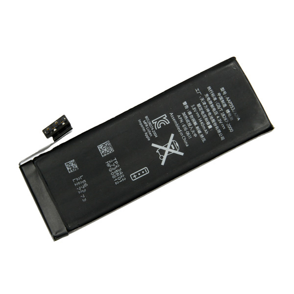 iPhone-5-Akku-Batterie-Battery-replacement-black-defekt-bastler-Ersatzteil-5025